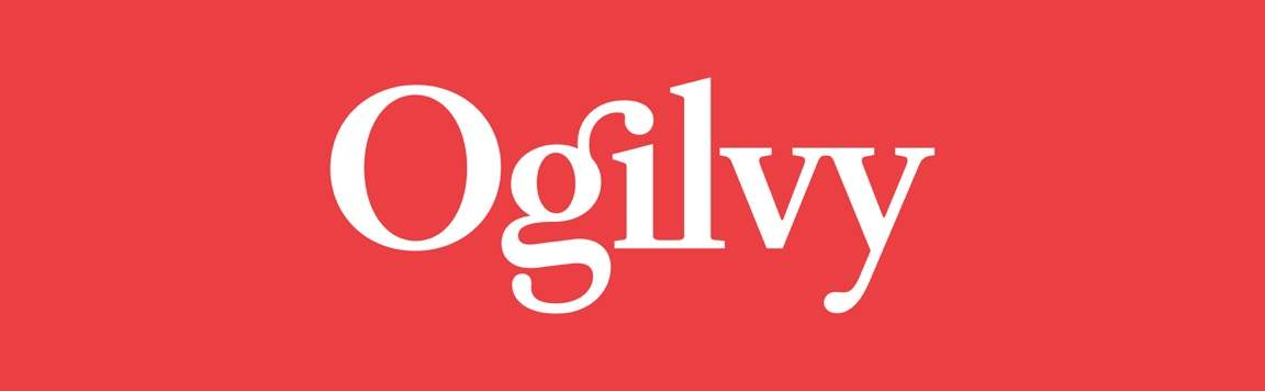 ogilvy gets a new logo organizational design and brand identity