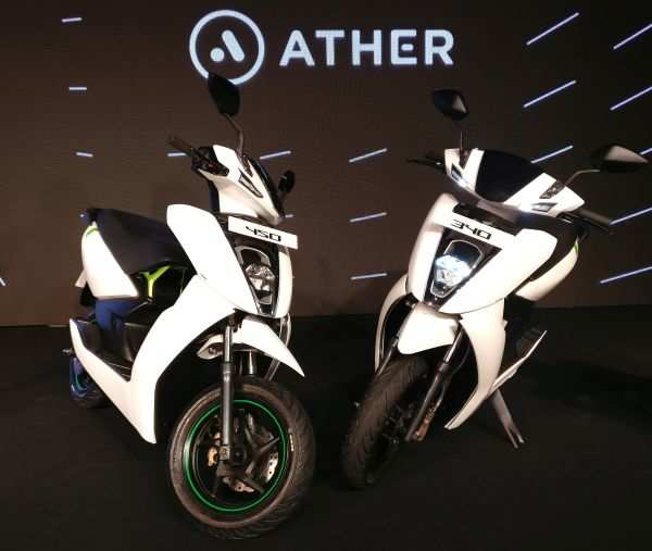 Ather Energy: Ather Energy launches 2 scooters, deliveries start in