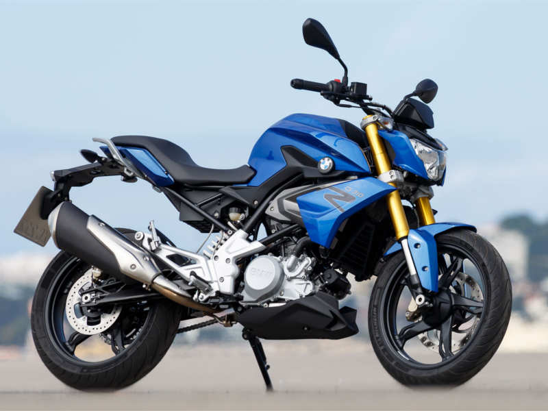 Pre Booking Bmw Motorrad To Take Pre Bookings Of G310 R