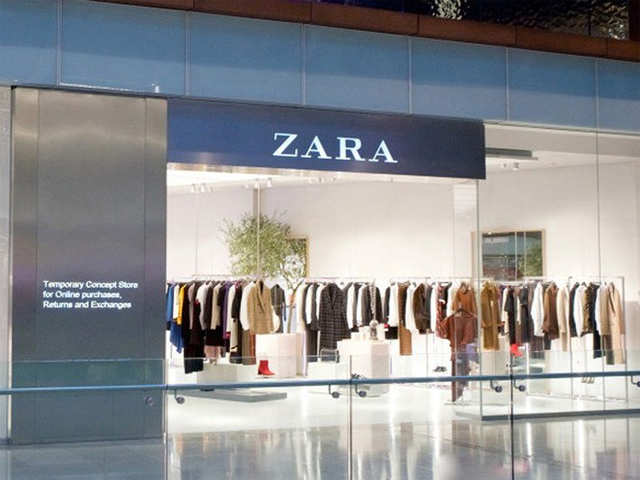 dadb2600d79 zara: Zara looks to technology to keep up with faster fashion ...