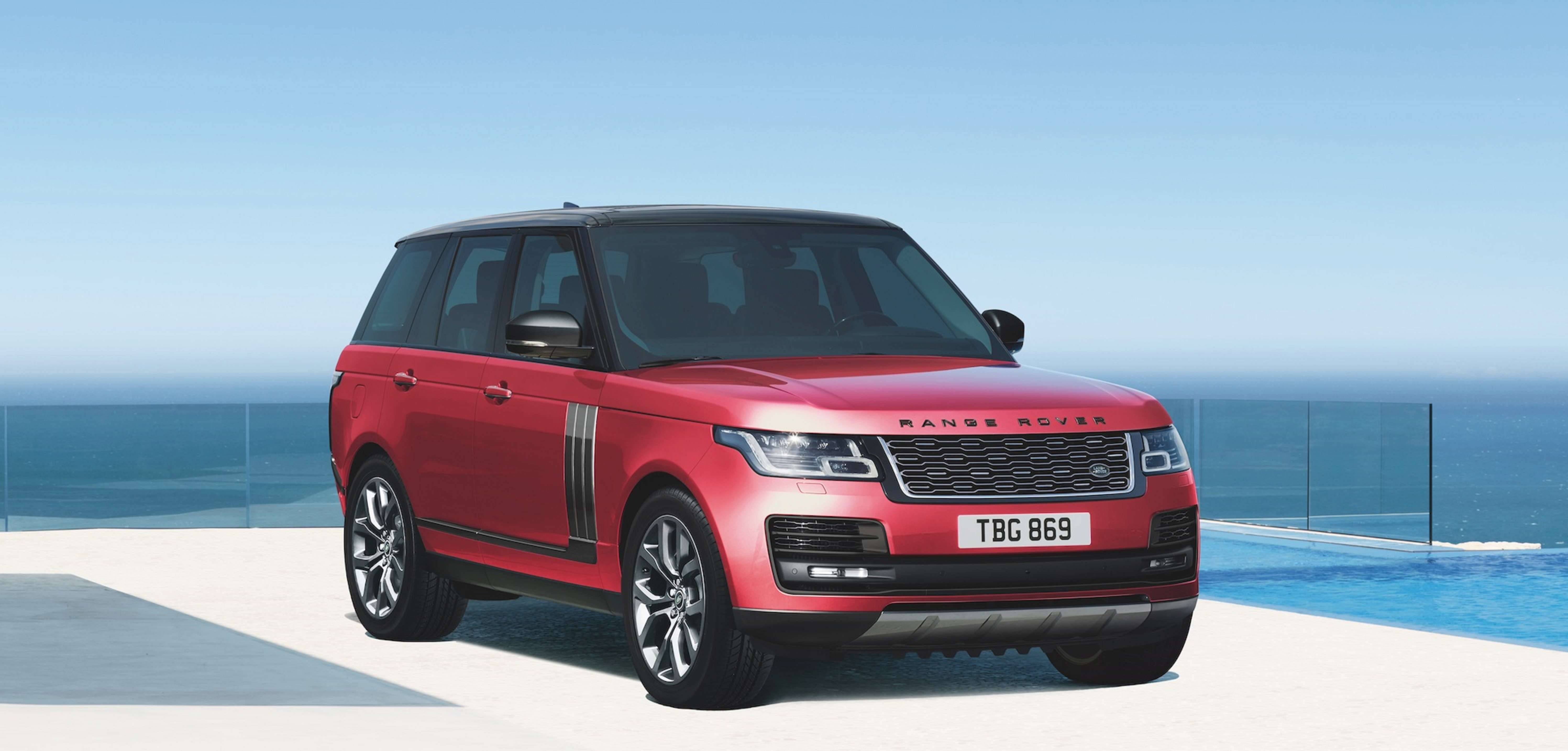 Range Rover Jlr Opens Bookings For Sport Svr And Supercharged 2016 Svautobiography