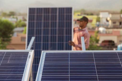 Rooftop solar: 60 companies participate in rooftop solar pre-bid