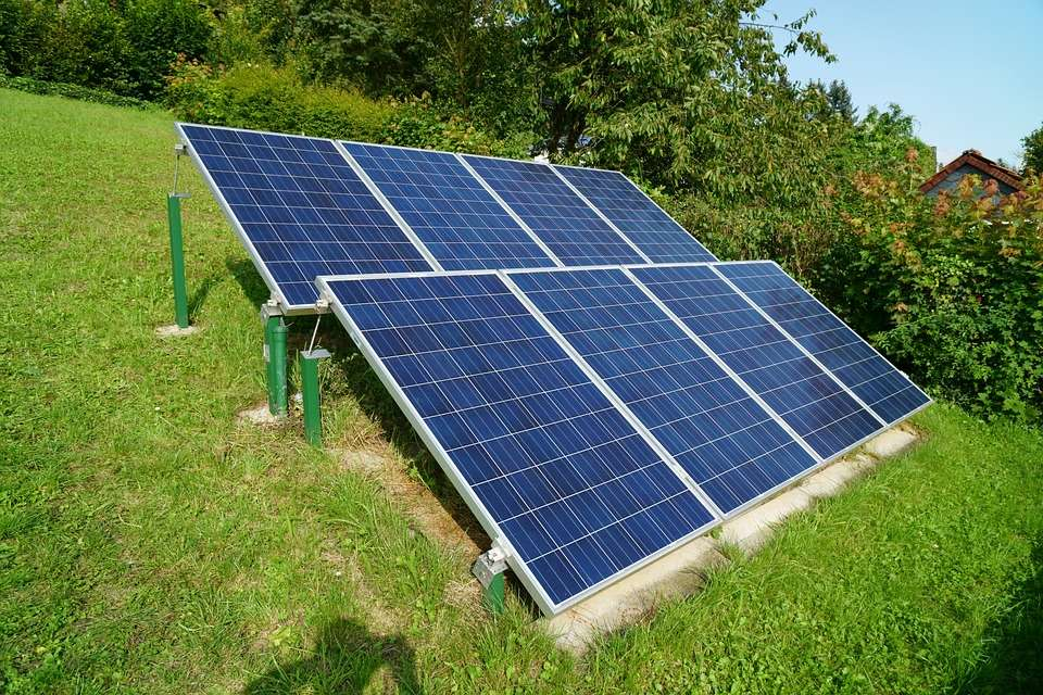 Tata Power Renewable Energy Commissions 100 Mw Solar Project In