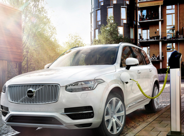 Volvo Cars: Volvo Cars to produce plug-in hybrid XC90 Excellence in India  from next year, Auto News, ET Auto
