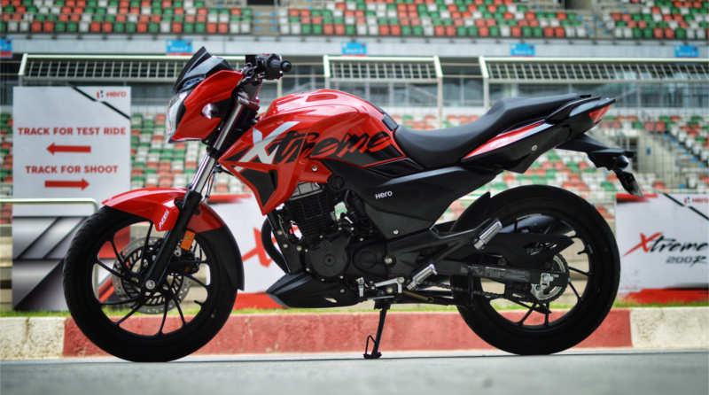 Hero Xtreme 200R priced at Rs 88,000, launch soon