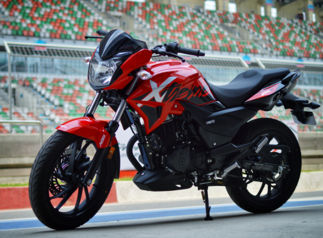 The Xtreme 200R, however, is based on the company's existing Xtreme Sports model.