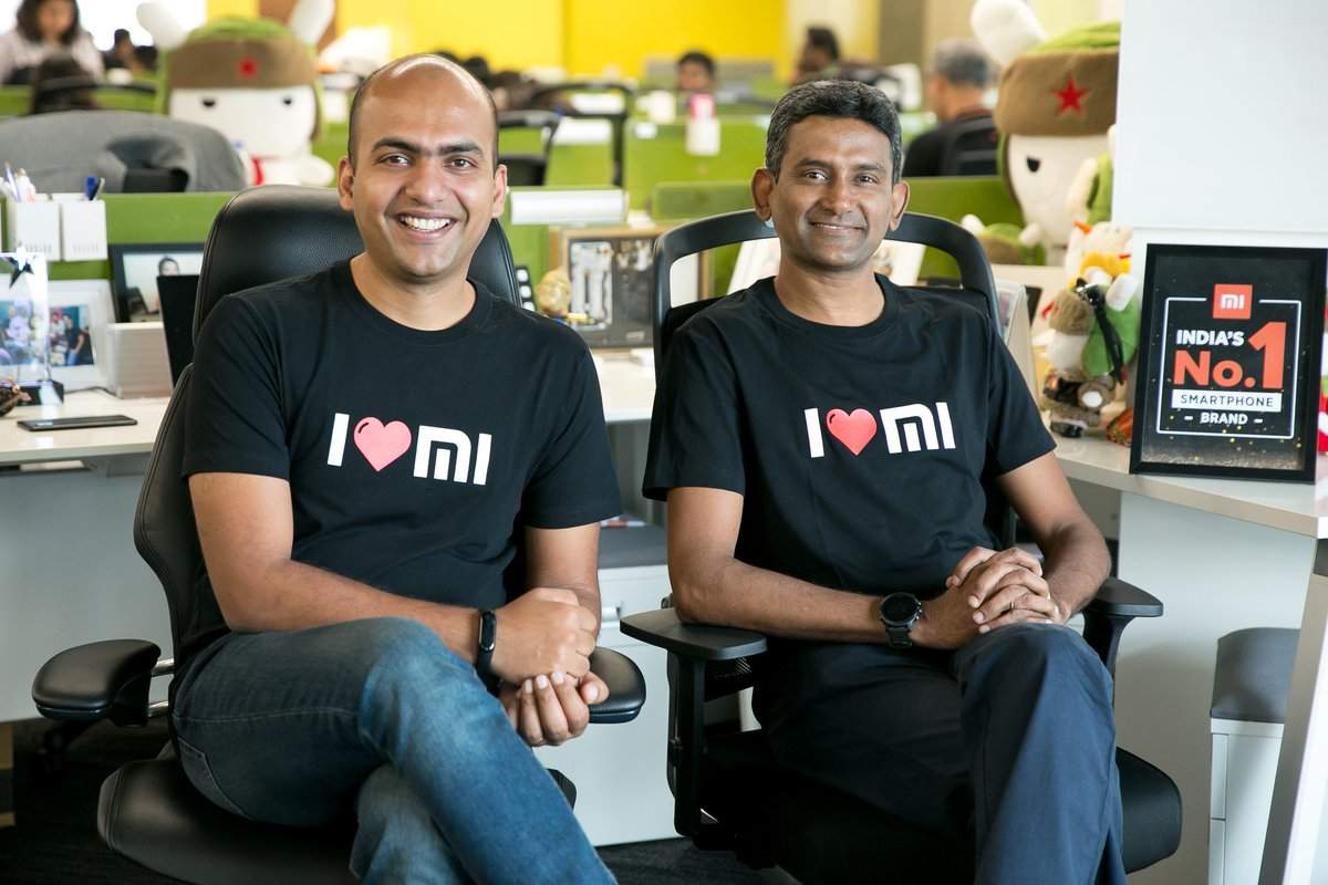 Xiaomi appoints ex-Jabong executive Muralikrishnan B as