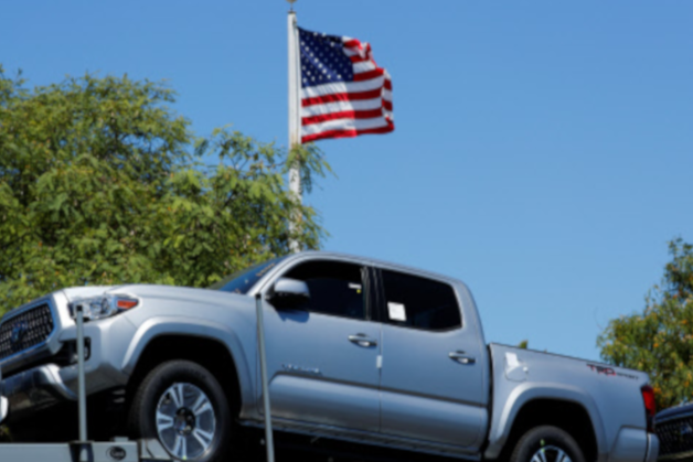 Five Of The Top Six Vehicles That Ll Be Shipped From U S Auto Plants And