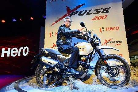 Hero MotoCorp Stretches Sales Lead Over Honda Motorcycle And Scooter In First Quarter