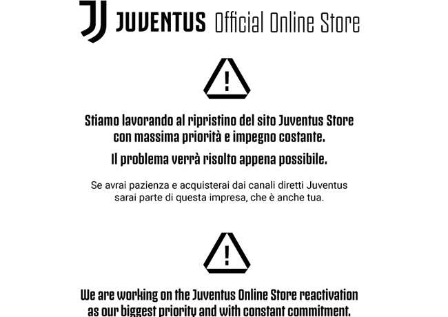 57ac65d63f6 Juventus online store crashes hours after Ronaldo shirts put on sale