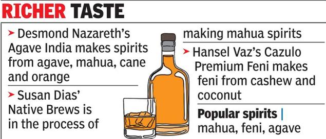 Now, get high on heritage liquor