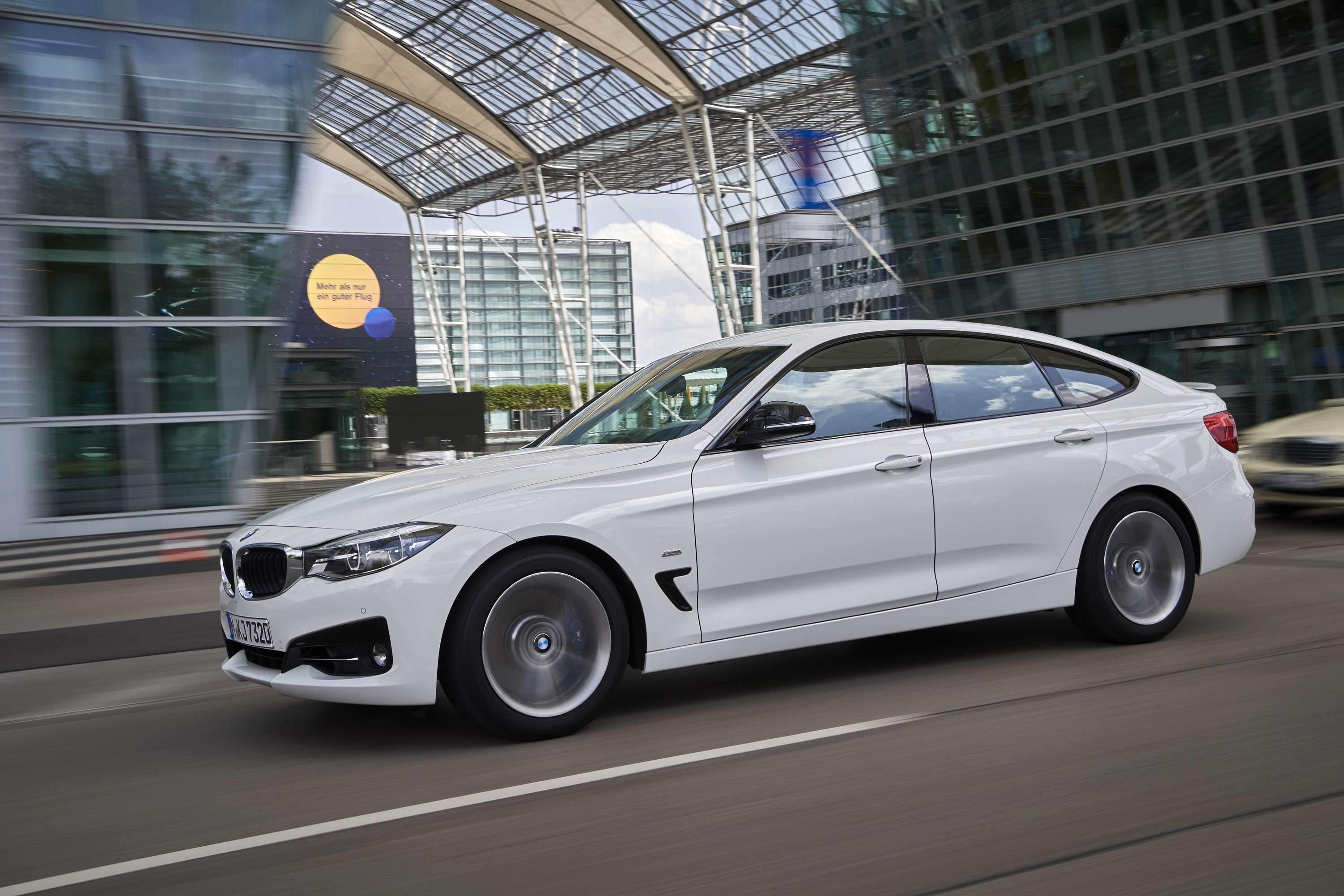 bmw 3 series (f30): bmw launches 3 series gran turismo sport priced