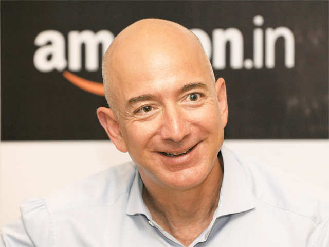 Jeff Bezos Becomes The Richest Man In Modern History Topping  Billion