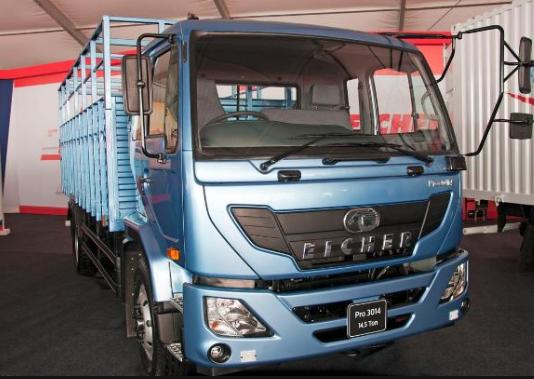 VECV: Eicher launches 7-speed transmission in trucks, Auto