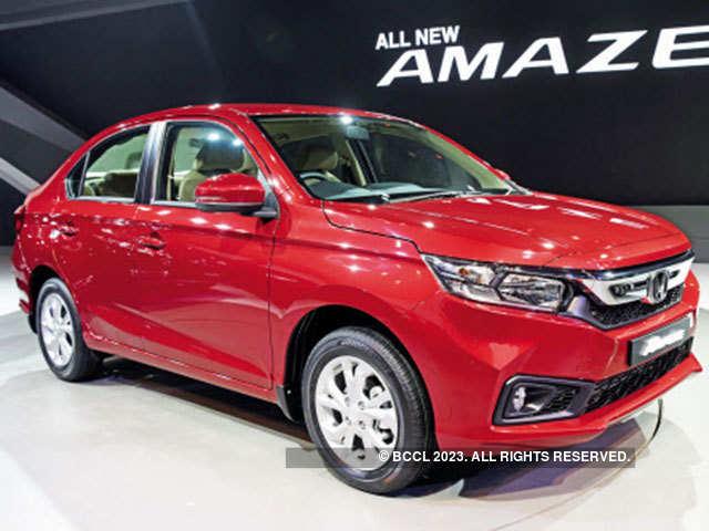 Honda Cars To Inspect 7 290 Units Of Amaze For Eps Sensor Harness