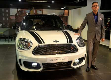 Bmw Vikram Pawah Appointed As Ceo Of Bmw Group In Australia And New