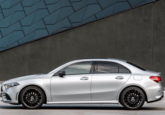 Mercedes-Benz 2019 A-Class: Mercedes-Benz unveils A-Class