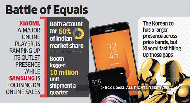 f73e582bc Xiaomi  Samsung vs Xiaomi  Who will win mobile phone market s most ...