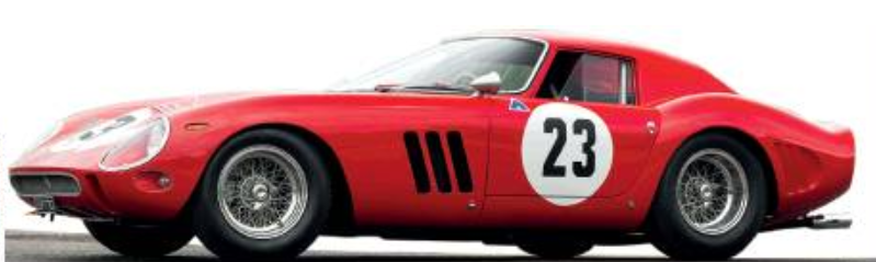 Vintage Car Auction Rare Ferrari 250 Gto Sells For 48 4 Million