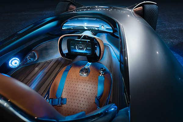 Mercedes Benz EQ Silver Arrow Concept Pays Homage To Brandu0027s Original W 125  Race Car