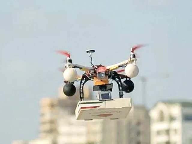 India allows commercial operation of drones from December 2018