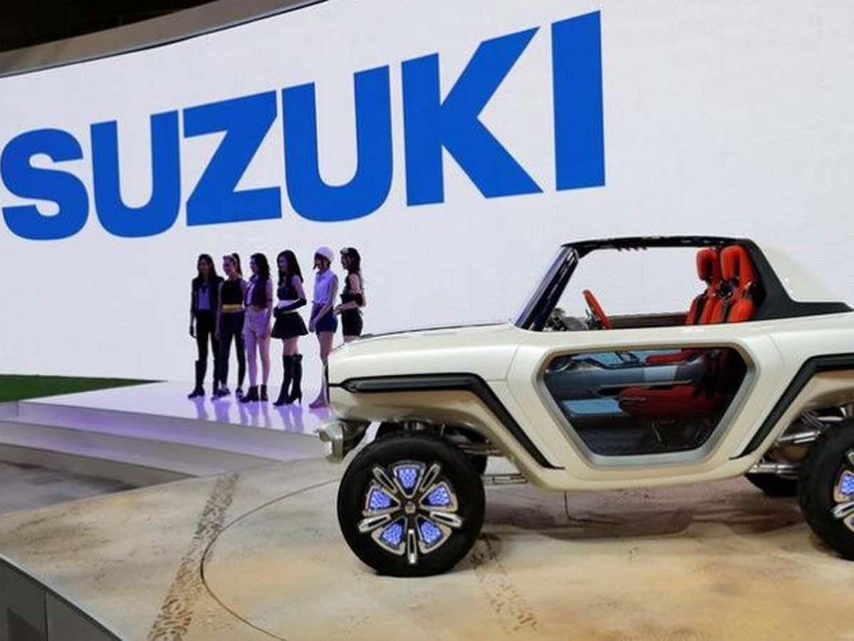 EVs of Suzuki Will Be Running Their Road Tests During October, 2018 image courtesy: economic times