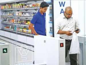App, swipe, go: This cashier-free store shows future of Indian retail
