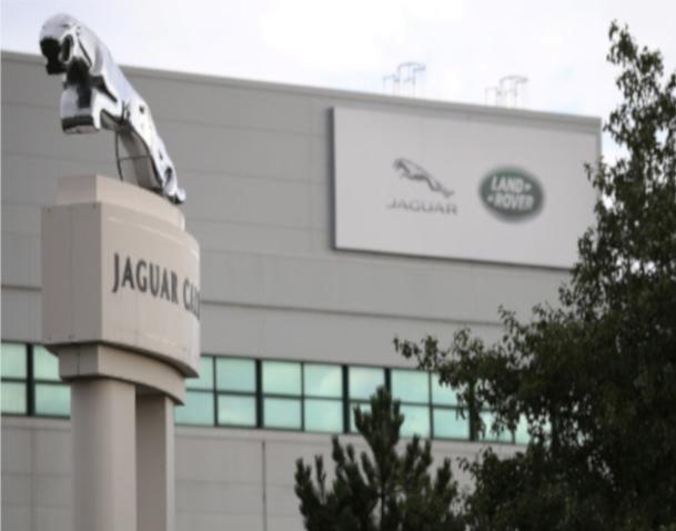Jaguar Land Rover reported global sales at 42,658 units