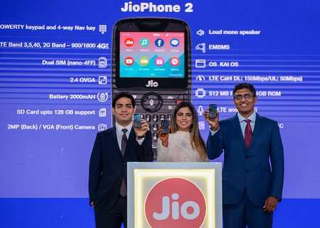 reliance jio: Reliance Jio using satellites to offer 4G services in