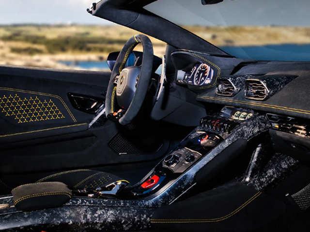 Lamborghini Beast Of A Car The Lamborghini Huracan Performante