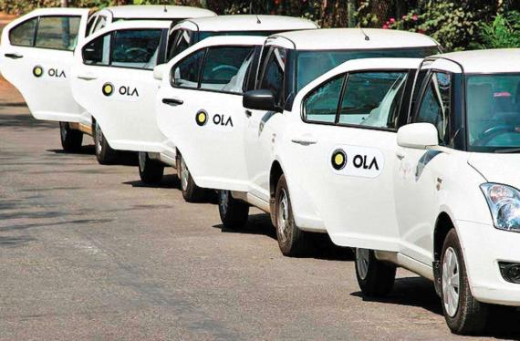 Ola cabs: Ola launches fleet service in Kolkata Kolkata, Auto News