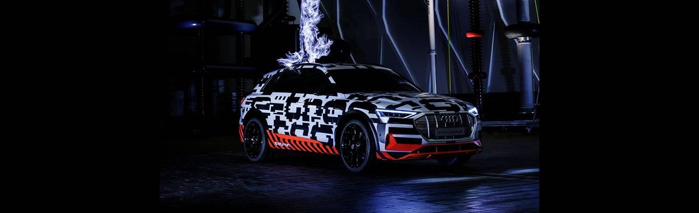 Audi E Tron Audi E Tron Electric Suv To Be Launched In India By