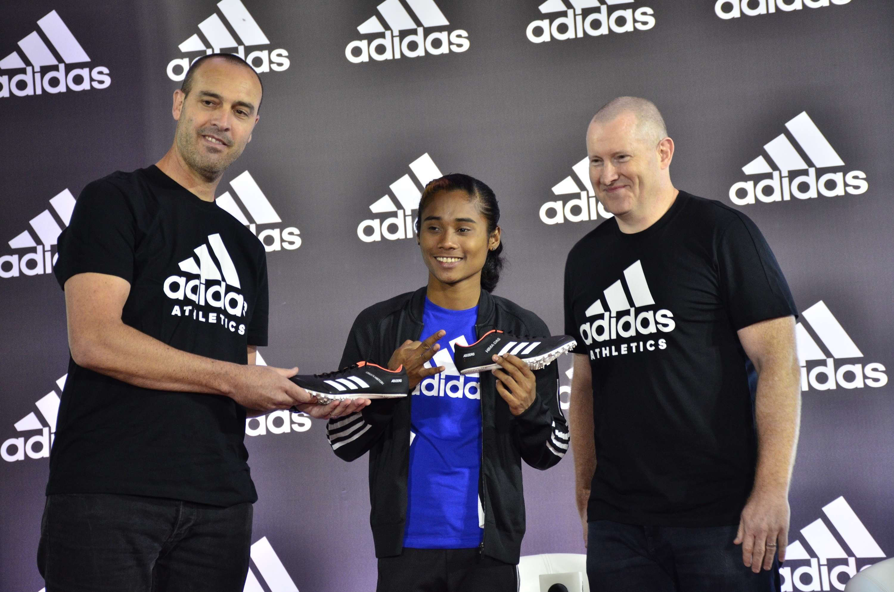 adidas  Adidas signs endorsement deal with athlete Hima Das 666a53b69