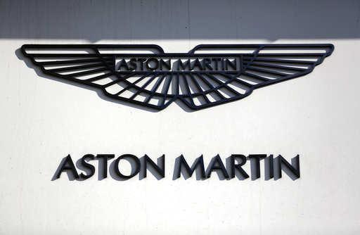 aston martin competitor analysis