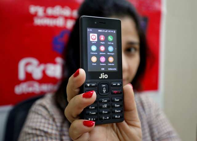 Reliance Jio's app-based content strategy to face monetisation