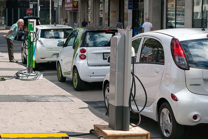 ABB to Manufacture EV Chargers in India