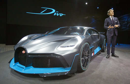 Three New Cars In Paris Tell The Story Of An Industry Flux