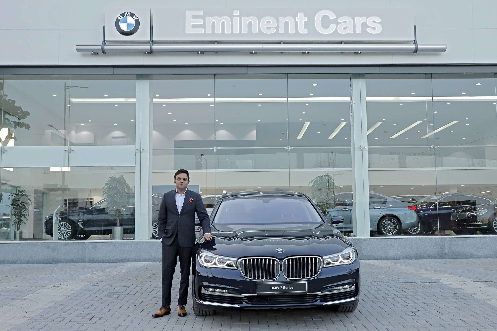 Bmw India Appoints Eminent Cars As Dealer Partner For Surat Auto News Et Auto