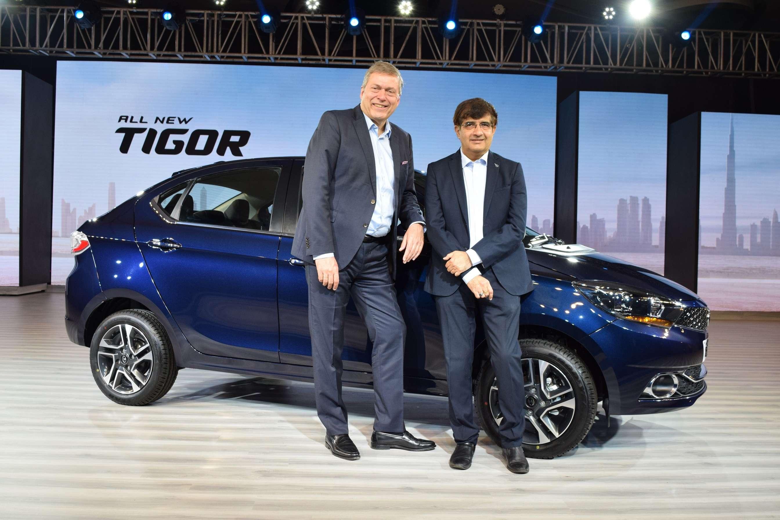 New Tigor: Tata Motors launches new Tigor at starting price