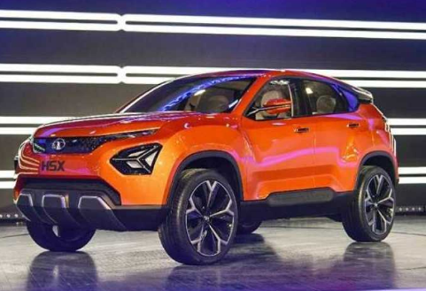 Harrier will be the first product to sport the Impact 2.0 Design language from Tata Motors