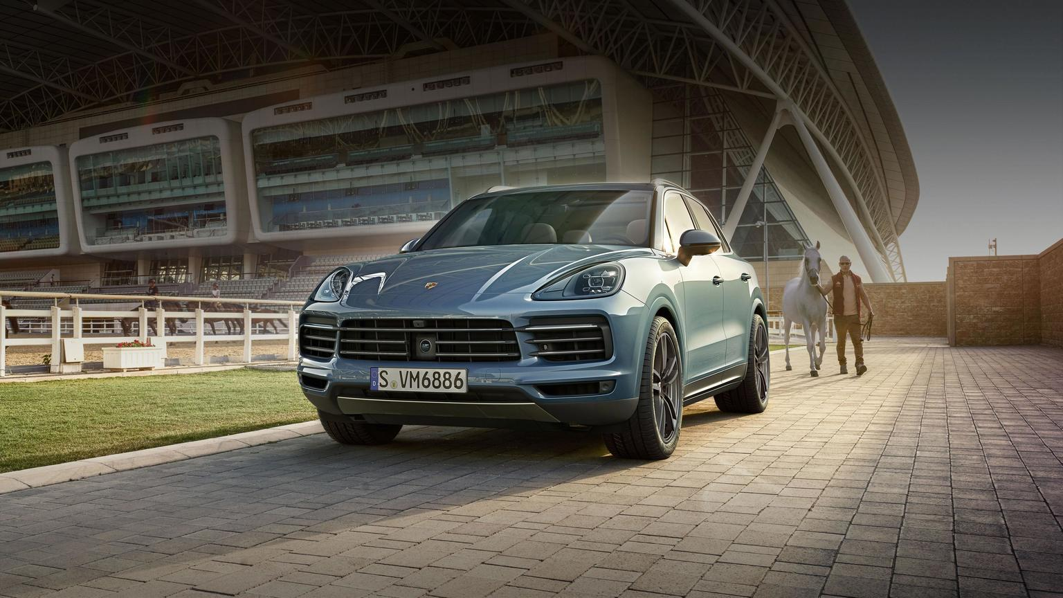 Porsche Cayenne Porsche Launches Cayenne At A Starting Price Of Rs