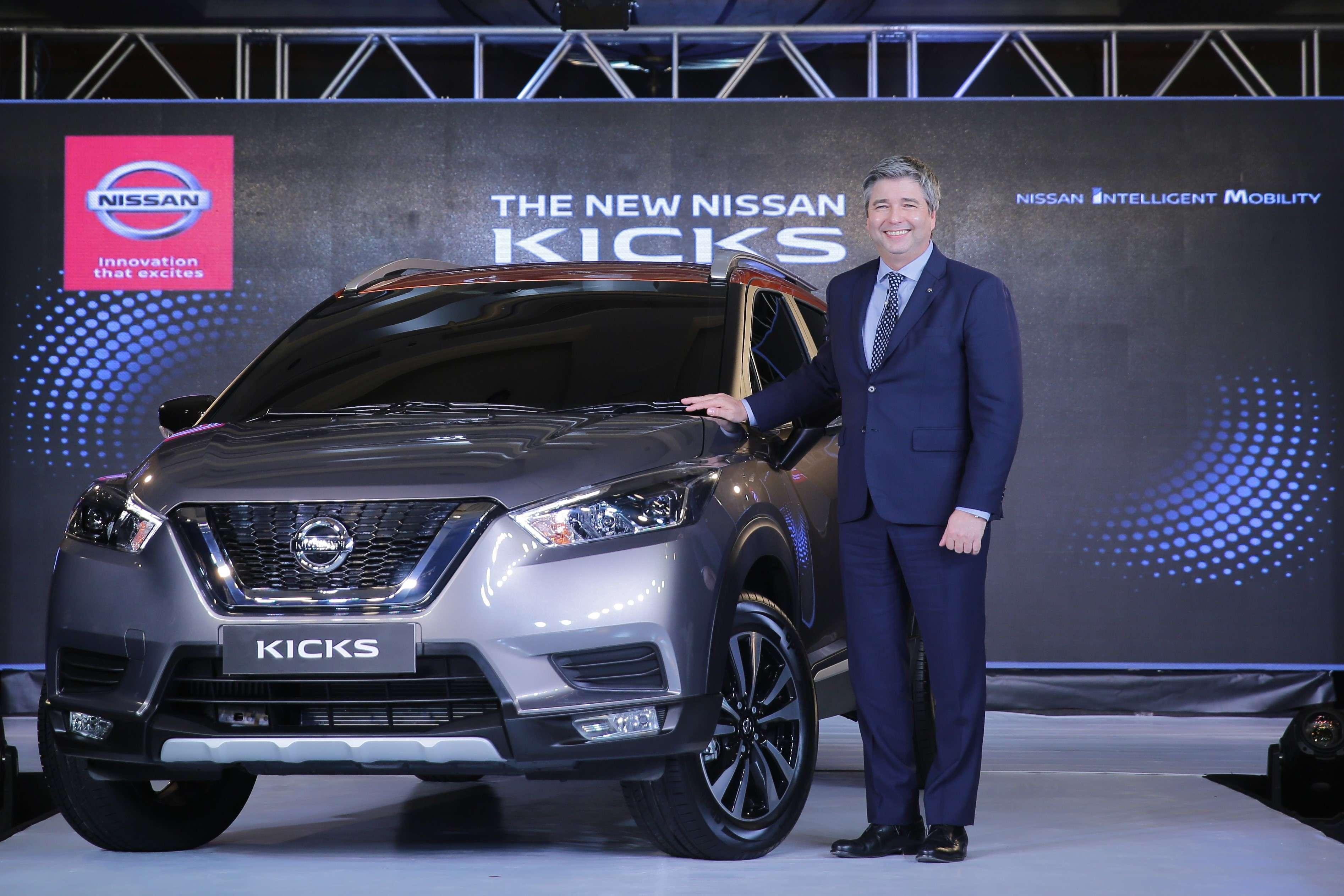 suv kicks: nissan india releases first look of suv kicks, auto news