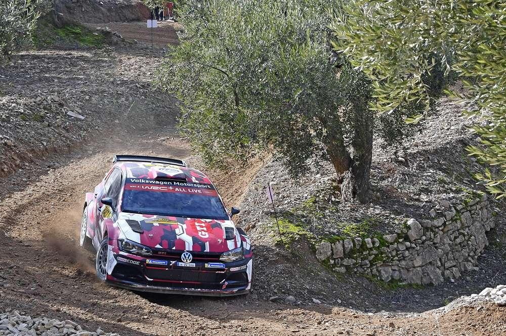Volkswagen Debuts Customer Sportscar Polo Gti R5 At Rally Spain
