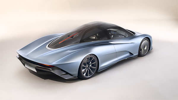 Mclaren Speedtail A Homage To The Iconic Mclaren F1 Automaker S