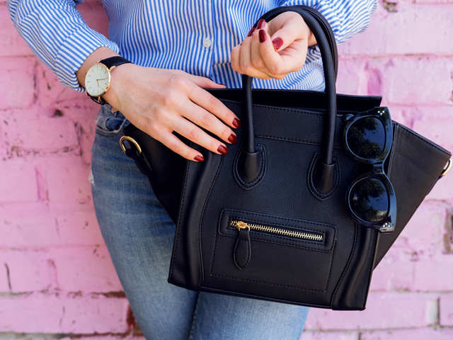 53f560cfdc190e Kendall & Kylie Jenner unveil an affordable line of handbags and accessories