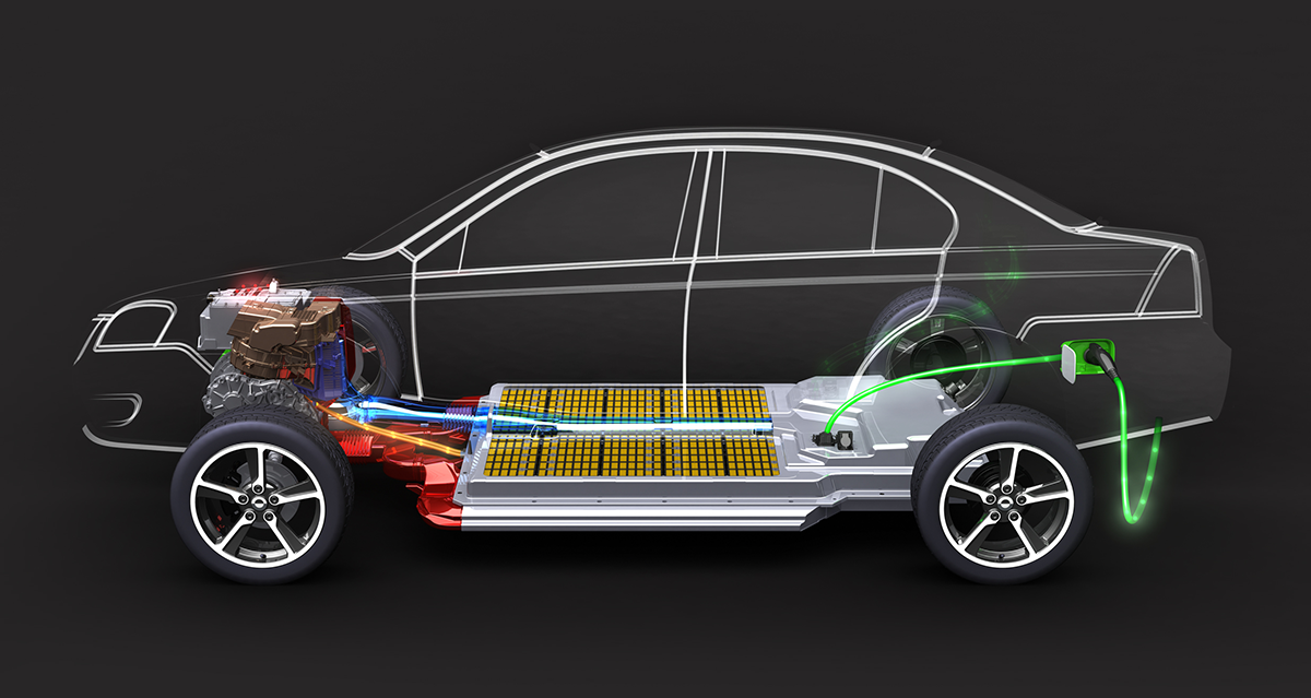 Silicon eyed as way to boost electric car battery potential