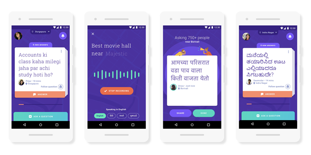 Google Neighbourly: Google extends its neighbourhood Q&A app