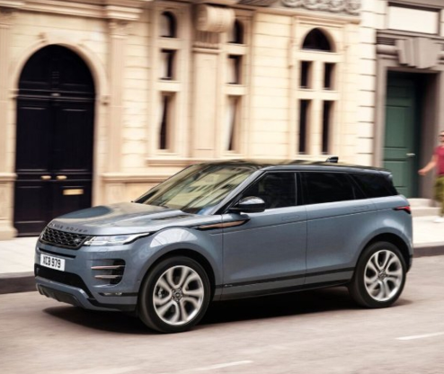 Tata Owned Jaguar Land Rover Launches New Luxury Suv Auto News Et Auto