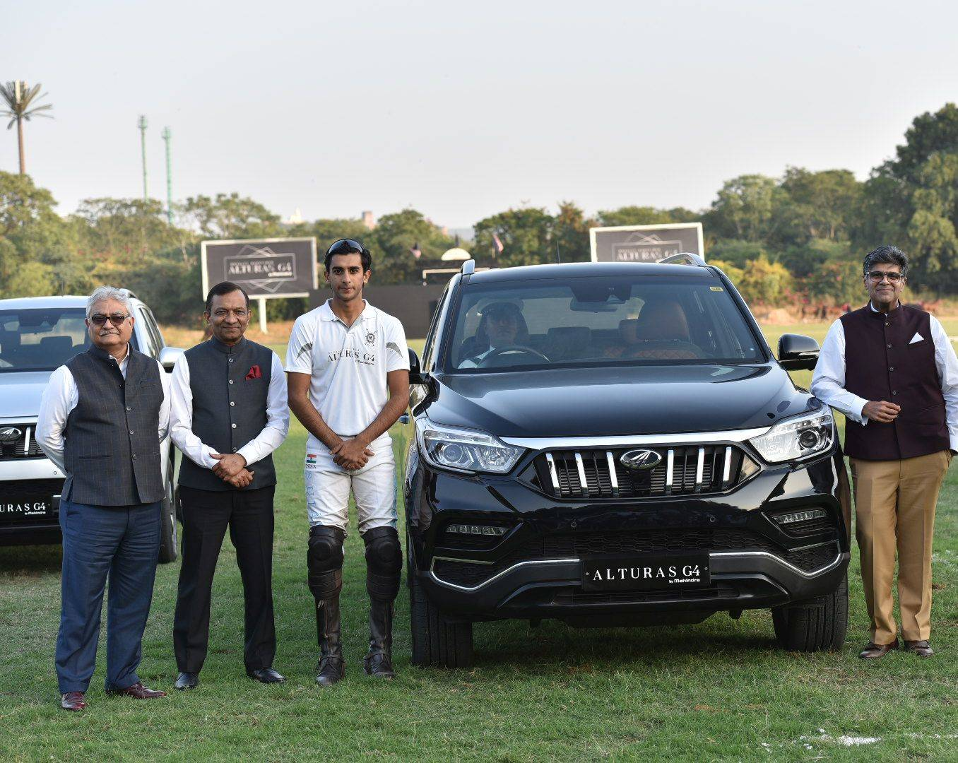 mahindra alturas: no ssangyong branded products coming to india: m&m