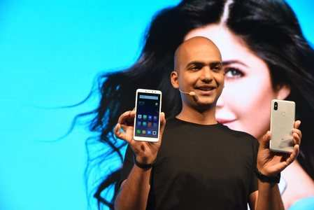 Image result for Xiaomi among 5 brands that will change face of technology: Manu Jain